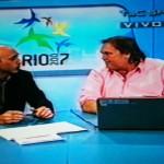 Relatando los Juegos Panamericanos junto al gran Gonzalo Bonadeo