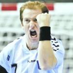 Andrés Kogovsek, a los 36 años, sigue siendo figura en la Selección