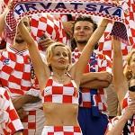 Croacia fue una máquina y la tribuna una fiesta rojiblanca