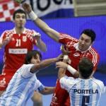 Argentina castiga en defensa