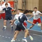 Diego ya la rompía ante las potencias desde que era juvenil (Mundial Bahrein 07)