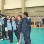 El Cuerpo Técnico de la Selección