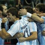 Argentina sonríe en Suecia