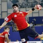 Eduardo Gurbindo en Handball de Primera